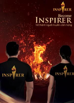 BECOME INSPIRERS <br> – TRỞ THÀNH NGƯỜI  TRUYỀN CẢM HỨNG